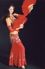 Snake acts and belly dancers
